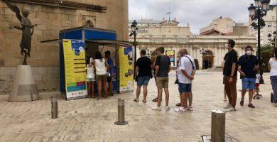 Un bono viaje con descuentos del 70% para las vacaciones de las personas empadronadas en la Comunitat Valenciana