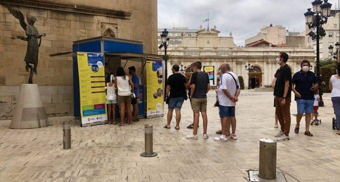 Castelló consolida su oferta turística de verano y atrae a más asistentes a las actividades