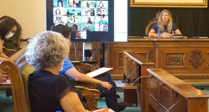 La Comissió per a l'Impuls de Castelló defineix noves accions de recuperació de la ciutat