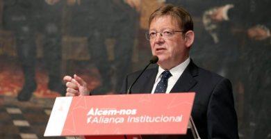 """Puig destaca que l'Aliança Institucional amb administracions locals serà """"fonamental per a la reactivació de la Comunitat Valenciana"""""""