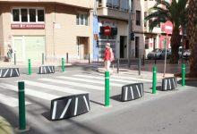 Castelló prioritza al vianant a l'av. Caputxins i consolida la continuïtat de la mitjana central