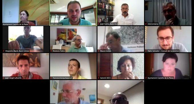 La Comissió d'Impuls de Castelló aprova el pla de treball i la creació de dos grups d'estudi