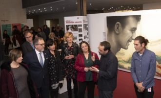 La Diputació reforça el seu suport a la cultura amb una aportació de 60.000 euros per a una nova edició de la Fira d'Art Contemporani 'Marte'