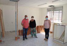 L'Ajuntament de l'Alcora inverteix 60.000 € en millores al CEIP Comte d'Aranda