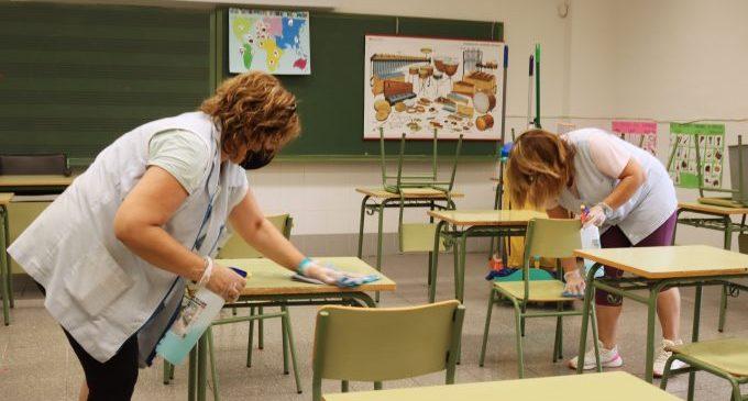 Más docentes, aula COVID y grupos de convivencia: estas son las claves de la vuelta al cole