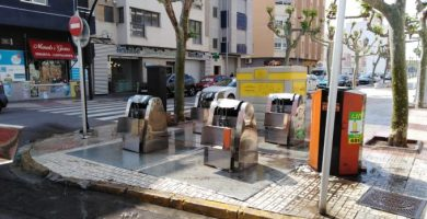 Borriana amplia els punts de recollida selectiva per a potenciar el reciclatge