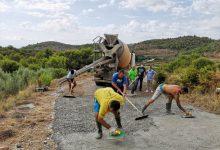 138 persones en atur milloren les zones rurals d'aquest estiu en la Vall d'Uixó