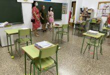La Diputació planifica una tornada a l'escola segura en Penyeta Roja amb reducció de ràtios i augment de les distàncies de seguretat