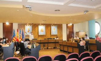 Els centres educatius de Borriana aborden els últims detalls davant la imminent tornada a l'escola