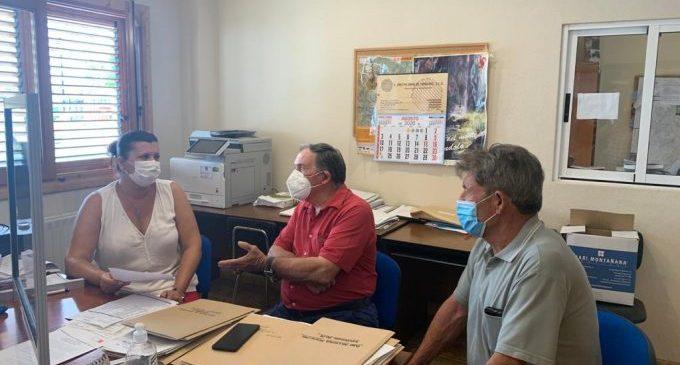 La Diputació finança el servei municipal de podologia en Teresa i la reforma dels clubs de la tercera edat de Sacañet