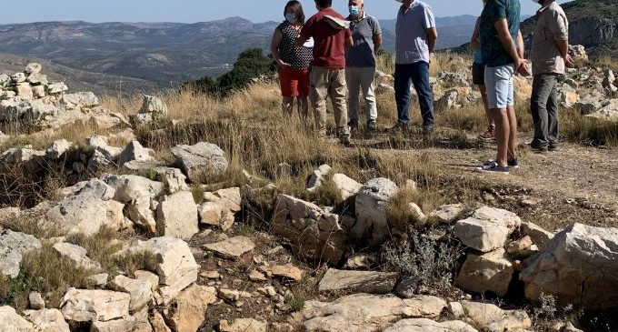 La Diputació impulsa una campanya d'excavacions al Tossal de la Vila