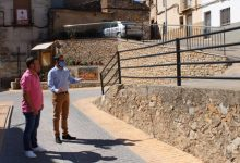 El Ayuntamiento de l'Alcora mejorará el muro ubicado a la entrada de la Foia