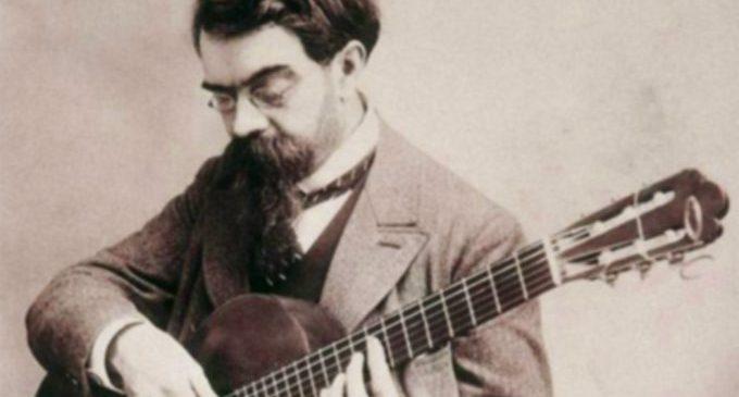 Francisco Tárrega, homenajeado con intérpretes de alto nivel