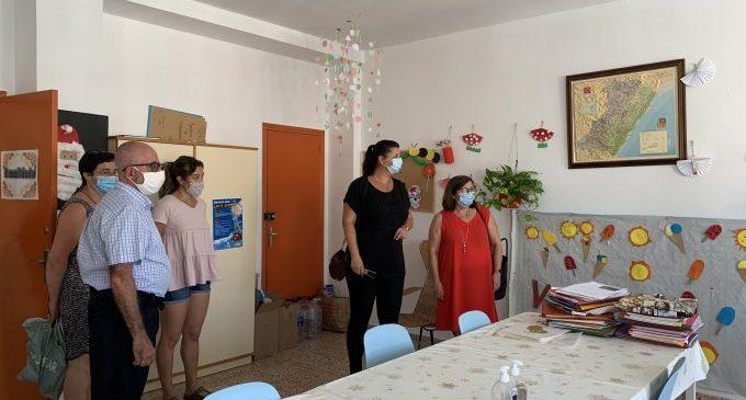 La Diputació de Castelló garanteix els desplaçaments d'índole sanitària de les persones que resideixen a Viver