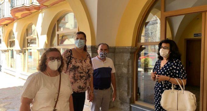La Diputació finança a Jérica el transport per a usos mèdics i un programa d'envelliment actiu