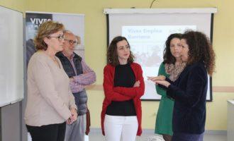 La primera edició del programa Vives Emplea finalitza amb noves insercions laborals a Borriana