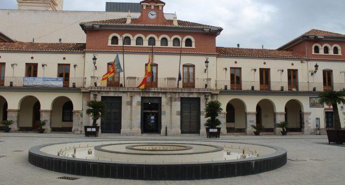 Nules trau a licitació les obres de remodelació del parc de Paco Colau