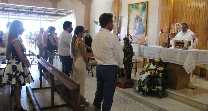 Nules homenatja a Sant Roc
