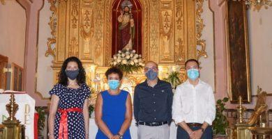 Onda honra al Santísimo Salvador de forma segura y responsable con todas las medidas preventivas