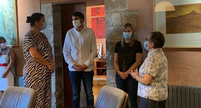 Patricia Puerta analitza a Morella els serveis socials del futur i advoca per aproximar l'atenció a les pedanies