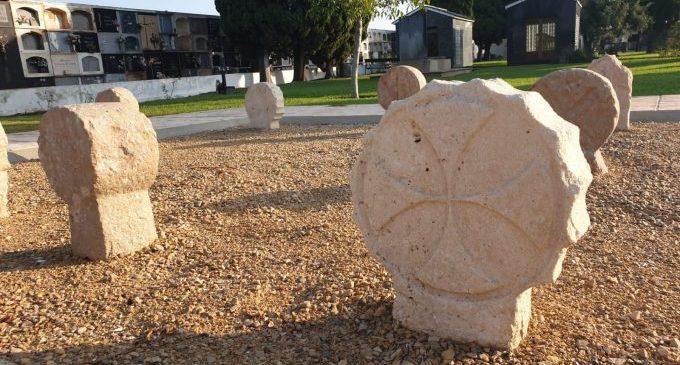 El Ayuntamiento de Vinaròs pone en valor las estelas funerarias