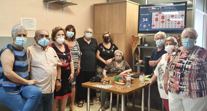 Gent Gran de Castelló aprova ajudes per 30 mil euros per a activitats i manteniment de les associacions