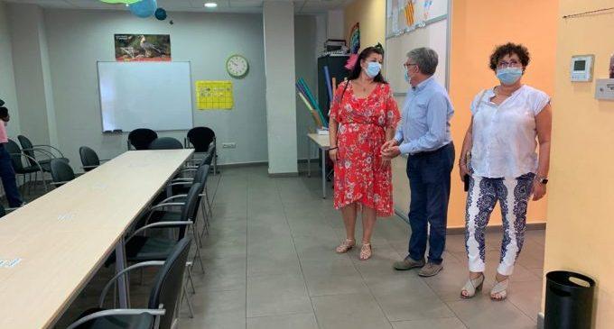 La Diputació amplia amb un centre de promoció de l'autonomia personal el catàleg de serveis socials de Sant Rafael del Riu