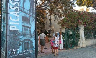 Concerts i l'exposició 'De Picasso a Barceló' reactiven amb força la cultura a Benicàssim