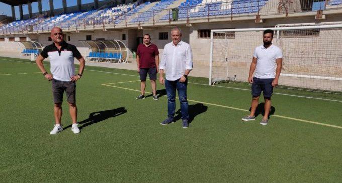 El Vinaròs CF presenta la nova directiva i el nou projecte esportiu