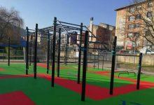 Borriana disposarà del seu primer parc de cal·listènia