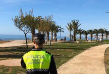 Castelló refuerza el dispositivo de seguridad  ante la covid-19 con motivo de la Navidad