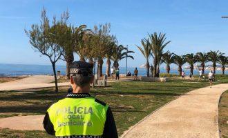 Els destins de costa extremen els controls policials per a blindar-se davant massificacions aquest cap de setmana