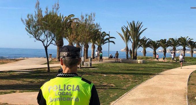 La Policia Local penalitza i sanciona el consum de begudes en la via pública