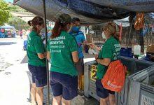 Benicàssim trasllada al 'mercat del dijous' la campanya d'educació ambiental