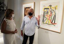 El palauet Villa Elisa de Benicàssim acull una exposició de Picasso