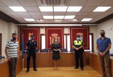 La Policia Local de Benicarló reforça la seua estructura amb un inspector i un oficial