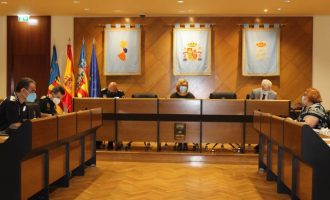 Borriana prepara un decret per a impedir les celebracions en els casals de penyes en la Misericòrdia