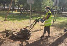 Vila-real reforça la neteja del Termet amb una brigada permanent de Serveis Públics en el paratge
