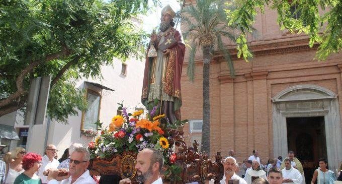 Benicàssim suspén les festes de Sant Tomàs de Villanueva
