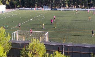 Almenara celebra amb èxit les jornades de tecnificació de futbol