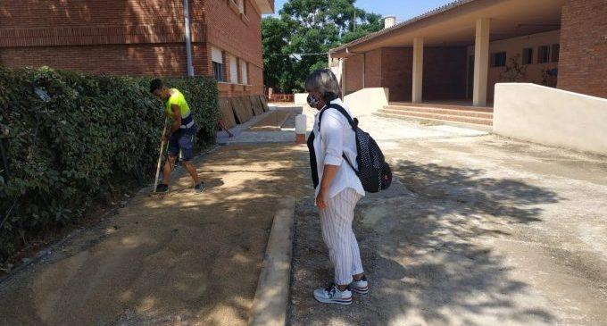 L'Ajuntament  de Vinaròs prepara la tornada a l'escola