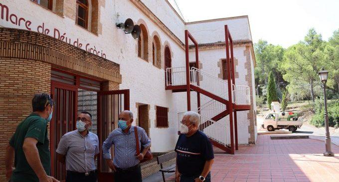 Vila-real posa l'alberg municipal a la disposició del Consell per a aïllar temporers en casos lleus de COVID-19