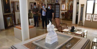 Vila-real treballa per a donar impuls a la casa-museu de Llorens Poy i fer possible la seua futura adquisició