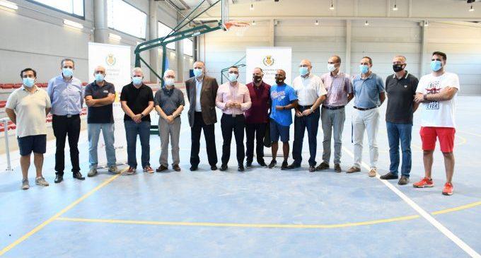 Es constitueix la comissió mixta per a coordinar l'ús del nou pavelló Joan Baptista Llorens de Vila-real