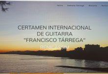 Ana Archilés obri la Setmana Tàrrega a Benicàssim