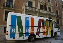 El Bibliobús de la Diputació reprén l'activitat demà dilluns amb un estricte protocol anticovid