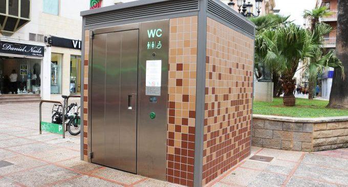 Castelló adjudica la instal·lació de sis nous banys públics adaptats i inclusius
