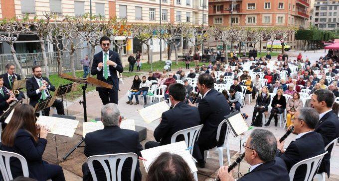 La Banda Municipal de Castelló homenatjarà les víctimes de la Covid-19 i els serveis essencials