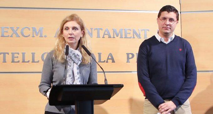 Castelló activa una nueva línea de ayudas de 1 millón de euros para comercios y hostelería frente a la pandemia