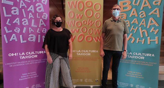 'Oh! La cultura' continúa en otoño con conciertos y espectáculos al aire libre en Castelló